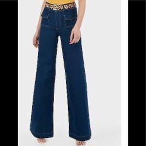 *RARE* EXPRESS Super High Waisted Jeans Sz 4